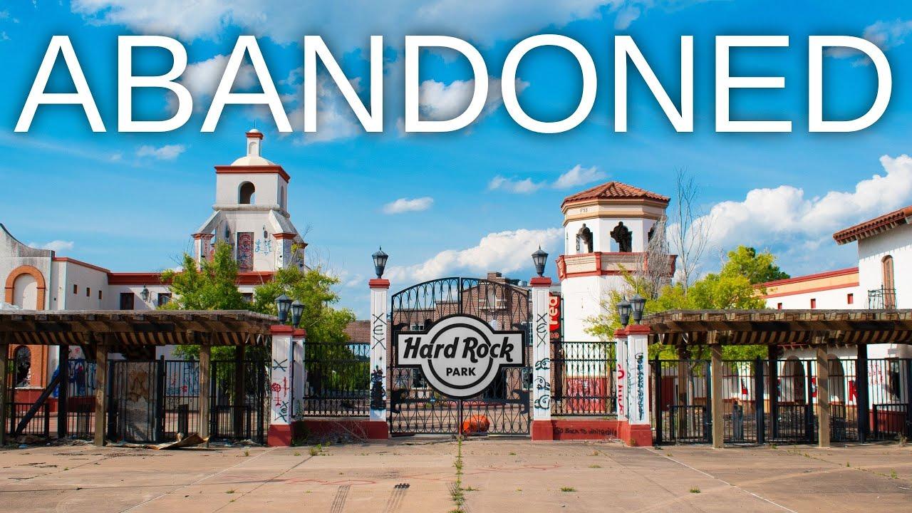 Abandoned - Hard Rock Park