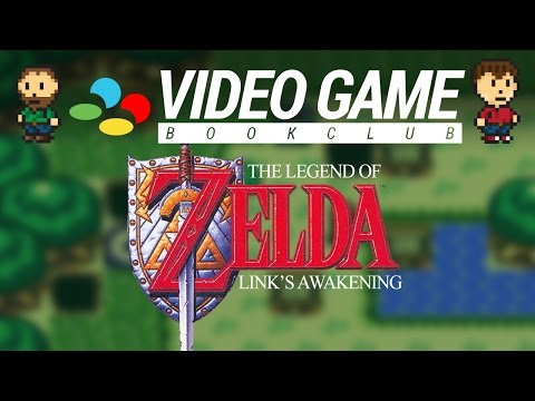 Legend of Zelda: Link's Awakening [Solo Review] - Video Game Book Club