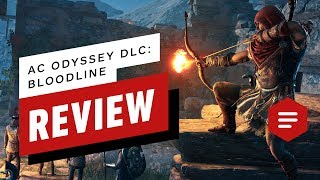 Assassin's Creed Odyssey DLC - Legacy of the First Blade: Bloodline Review (Video Game Video Review)