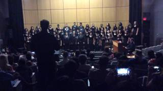 Red River Valley (Performed by Townview Choir)