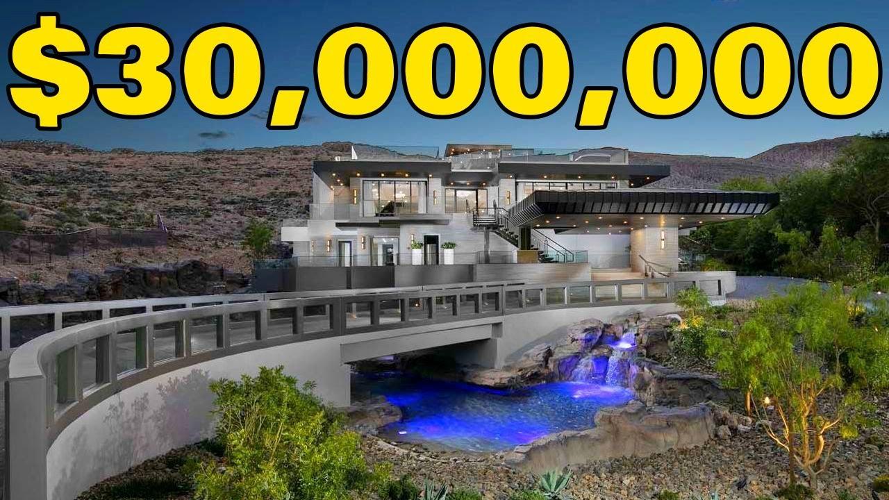 Amazing Modern Mega Mansion in Las Vegas