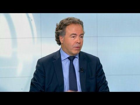 """Luc Chatel: Nicolas Sarkozy """"est detérminé, extrêmement posé, très calme"""""""