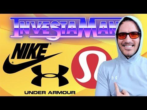 $LULU Lululemon $UA Under Armour $NKE Nike  (2019 Stock News/Analysis)