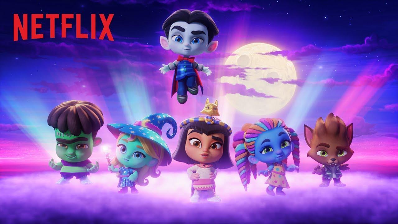 Supermonstruos Temporada 2 Trailer En Espanol Netflix Espana Youtube