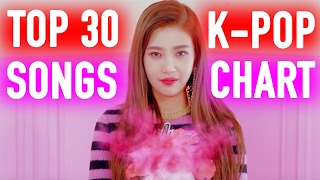 K-VILLE'S [TOP 30] K-POP SONGS CHART - FEBRUARY 2017 (WEEK 2)