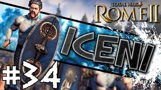 Total War: Rome II: Iceni Campaign #34 ~ Vicious Volcae