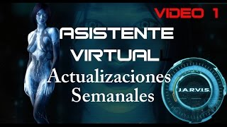 Crea Tu Propio Asistente Virtual Con actualización semanal Video 1 Instalación
