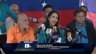 El apoyo a Guaidó es a nivel mundial - Dígalo Aquí EVTV - 01/17/2019 Seg 1