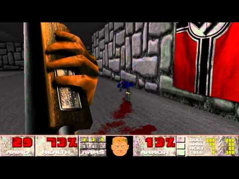 *Doomsday Engine* - Doom II - Wolfenstein & Grosse