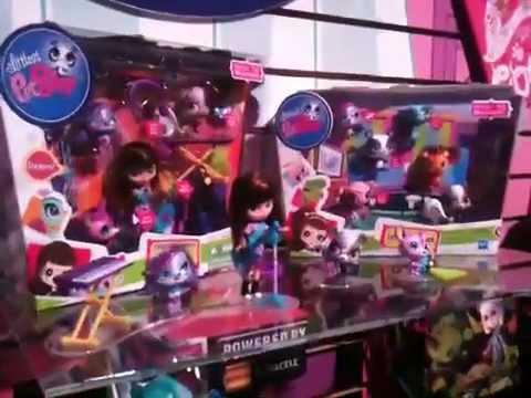 Toy Fair 2012 Hasbro Littlest Pet Shop Youtube