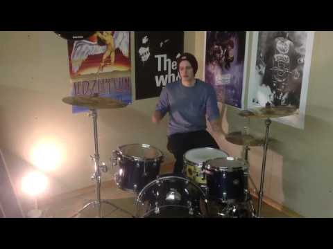 A Cool Sounding Drum Fill - By Alex Ribchester