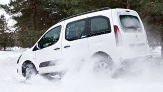 Citroen Berlingo TREK тест драйв(тест драйв автомобиля Citroen Berlingo TREK., 2014-02-26T09:18:59.000Z)