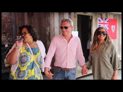 Bermuda Day in UK 2016   Liverpool