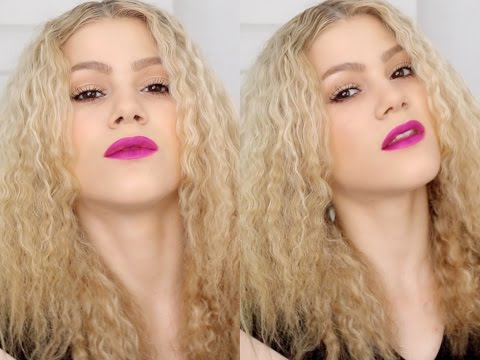 Big Curly Hair Tutorial | Funny, Funky & Frizzy Statement Hair