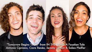 "Antonio Cipriano, Ciara Renée, Jeremy Jordan, Solea Pfeiffer - ""Tomorrow Begins Today"" (Music Video)"