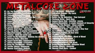 LAGU BARAT KERAS 2☠ || METALCORE ZONE || BEST PLAYLIST METALCORE MUSIC SELECTION || ENJOY THE MUSIC🤘