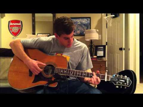 Colder Weather - Solo Guitar Arrangement