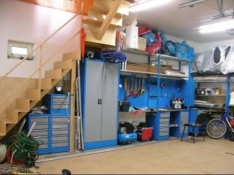 Смотреть Проект Трэш-гараж. Строим гараж своей мечты )