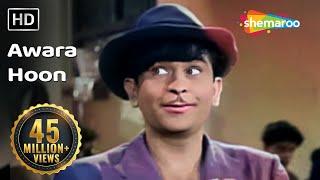 Awara Hoon - Raj Kapoor - Awaara - Mukesh - Shankar Jaikishan - Comedy Week Special