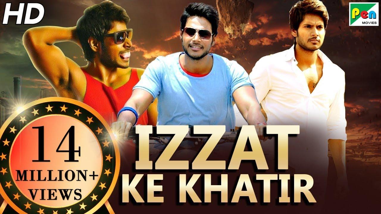 Izzat Ke Khatir | Full Hindi Dubbed Movie |  Raashi Khanna, Sundeep Kishan, Priya Banerjee