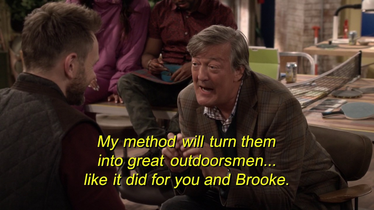 Download The Great Indoors 1x09 Jack & Brooke (1/3) [The Mediocre Outdoors]