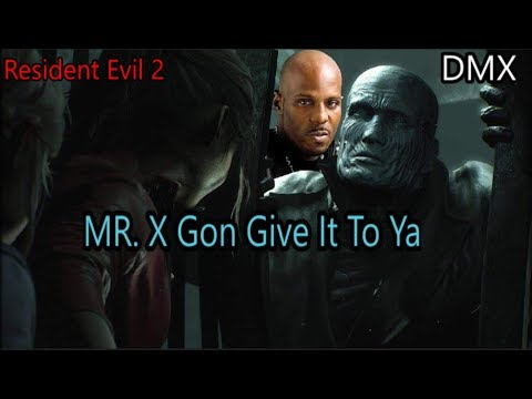 Mr X Gon Give It To Ya Meme