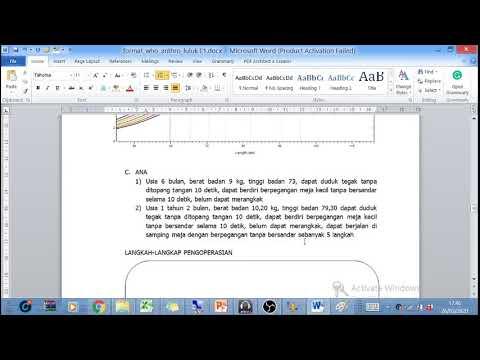 Who Anthro Modul 1 Anthropometric Calculator Live Stream Youtube