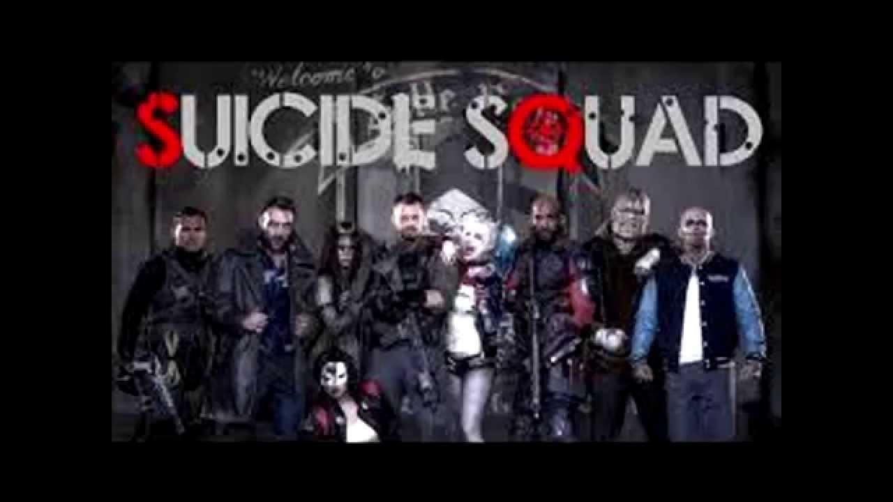 Film SUICIDE SQUAD (un)-OFFICIAL Movie Trailer - Comic Con ...