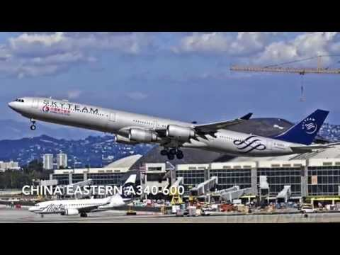 Aircraft in Skyteam Livery