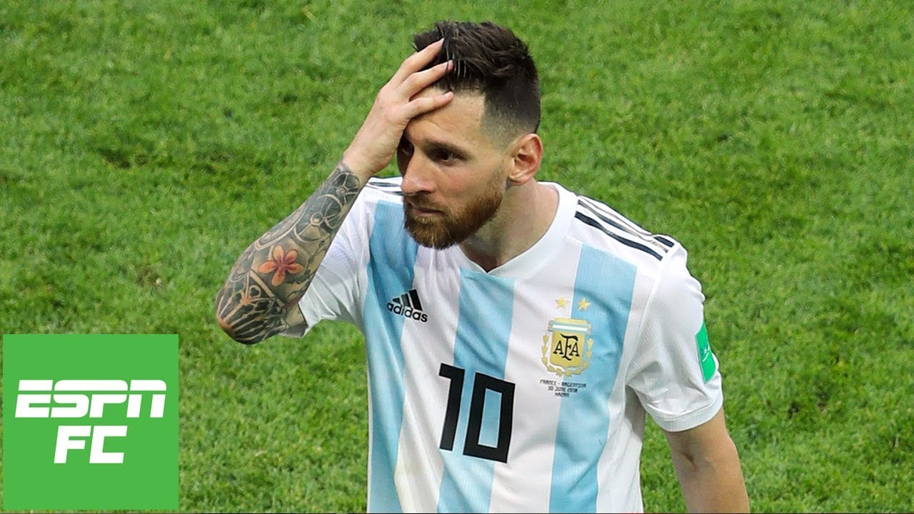 Download France 4, Argentina 3: Lionel Messi might be finished playing for Argentina | ESPN FC
