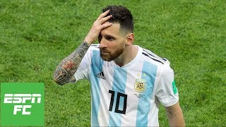 France 4, Argentina 3: Lionel Messi might be finished playing for Argentina | ESPN FC
