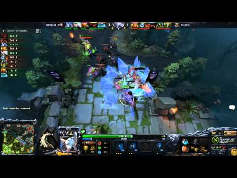 Mineski vs Fnatic - Game 3 - Frankfurt Major Hub - WinteR, GoDz, Merlini