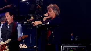 Bon Jovi: Born To Be My Baby - Live from Moscow (May 31, 2019)