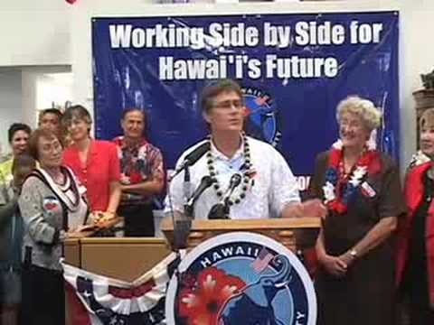 Quentin Kawananakoa Candidate for Hawaii House District 51