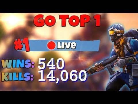 [FR/PC/LIVE] Fortnite en solo 540 wins! en duo avec TheKairi78
