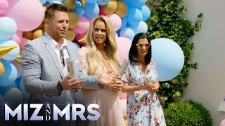 The Miz and Maryse throw their second gender reveal party: Miz & Mrs., Feb. 12, 2020