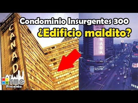 ÉSTE EDIFICIO GUARDA UN EXTRAÑO SECRETO | CONDOMINIO INSURGENTES 300