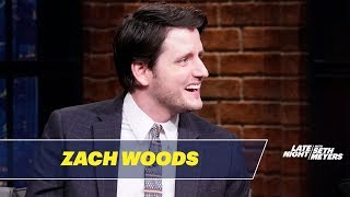 Zach Woods Peed His Pants as an Adult