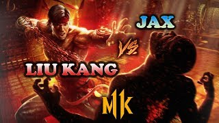 JAX THE RUSHDOWN GOD! - LIU KANG VS JAX - GunShow vs Magician (Mortal Kombat 11)