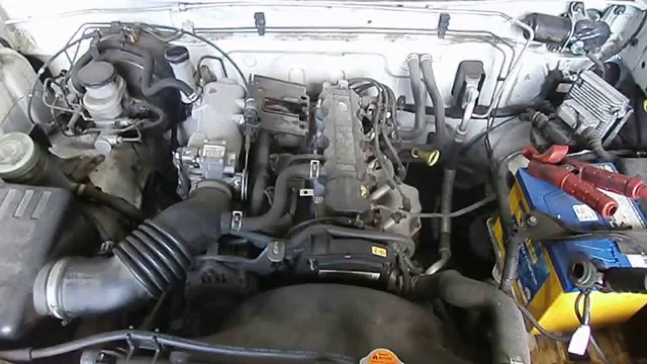 2 Cycle Engine Parts Diagram Wrecking 2006 Holden Rodeo Engine 2 4 5 Speed J13392