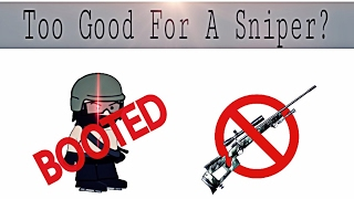 Modded Lobby: Booted From A Sniper Lobby?!? [ Doodle Army 2: Mini Militia ]