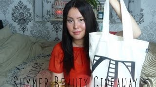 ✨Summer Beauty Giveaway 2013!✨  | Pretty Little Vintage ♡ (CLOSED)