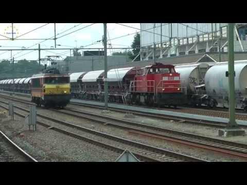 Euro Rails 185 - Een aparte combinatie Berlijn en Sittard