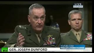 Syria No Fly Zone Means WAR With Russia, General Warns Congress