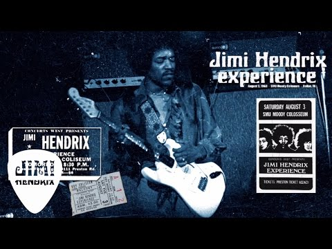 The Jimi Hendrix Experience - Foxey Lady (Dallas 1968) Thumbnail image