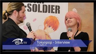 Tokyopop - Interview | Connichi 2014