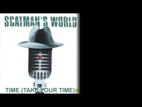 Клип Scatman John - Time (Take Your Time)