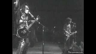 KISS - Watchin' You -  New Jersey 1976