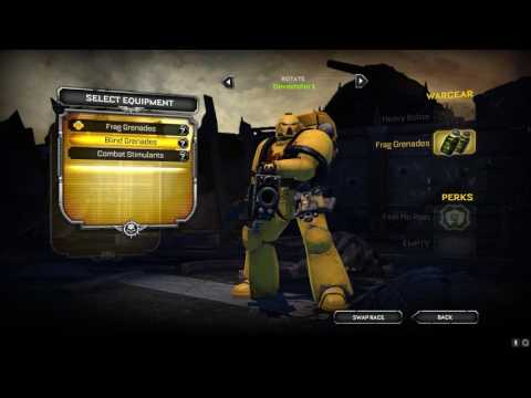 Warhammer 40k: Space Marine Multiplayer (2)