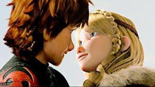 Alle Hiccstrid Kuss Szenen ❤😍